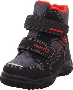 Superfit Husky1 GTX Winterstiefel, Black/Red