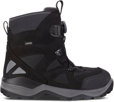 ECCO Snow Mountain Stiefel, Black