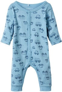 Name it Wonderro Jumpsuit Frühchen, Dusk Blue