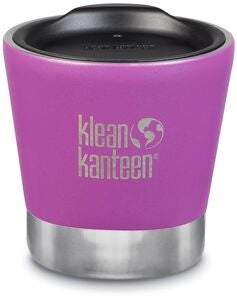 Klean Kanteen Insulated Tumbler Thermosbecher Mit Deckel 237ml, Berry Bright