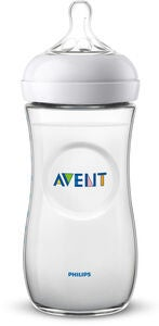 Philips Avent Natural Babyflasche 330ml inkl. Fast Flow Trinksauger