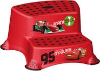 Disney Cars Hocker Zwei Stufen, Rot