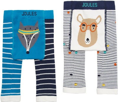 Tom Joule Leggings Bear 2er-Pack