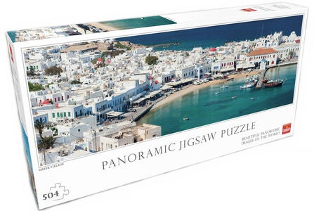 Goliath Games Puzzle Greek Village 504 Teile