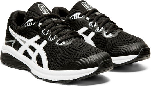 Asics GT-1000 8 GS Sneaker, Black/White