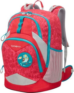Samsonite Jungle Rucksack, Rot