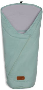 Nordlys Fußsack Light Mini, Peppermint Green
