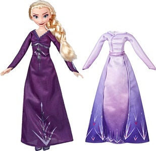 Disney Die Eiskönigin 2 Doll And Fashion Elsa
