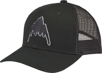 Burton Harwood Cap, True Black