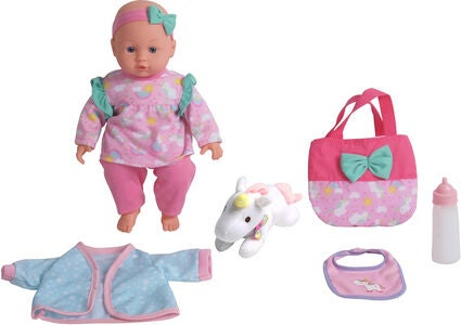 Dream Collection Agnes Puppenset 35 cm