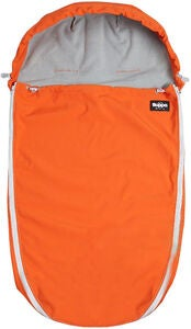 The Buppa Brand Softshell Fußsack, Vibrant Orange