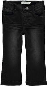 Name it Belise Bootcut Jeans, Black Denim