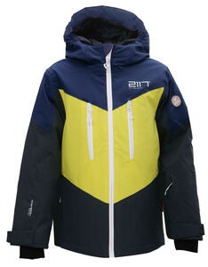 2117 Nyköping Jacke, Yellow Comb