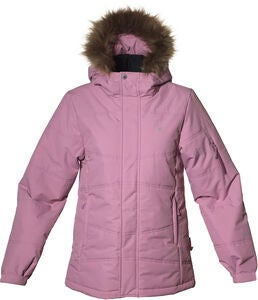 Isbjörn Downhill Winterjacke, Dusty Pink