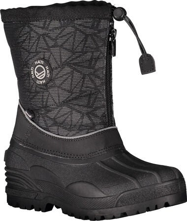 Halti Ponto DX Jr Winterstiefel, Black