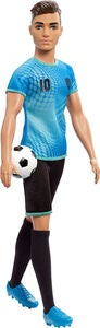 Barbie Puppe Soccer Player
