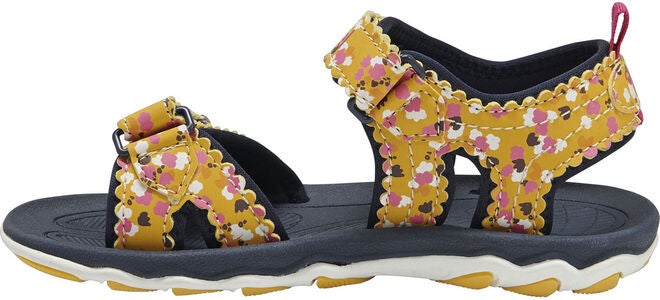 Hummel Sport Flowers Jr Sandale, Golden Rod