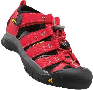 KEEN Newport H2 Toddlers Sandalen, Ribbon Red/Gargoyle