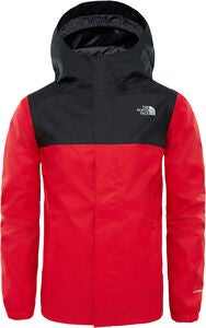 The North Face Resolve Reflective Jacke, TNF Red