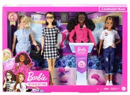 Barbie Campaign Team (4 Puppen))