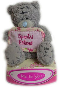 Me To You Kuscheltier Teddy Special Friend 7,5 cm