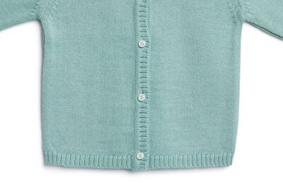 Petite Chérie Atelier Margit Strickpullover, Light Green/Dusty Green
