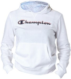 Champion Kids Kapuzenpullover, White