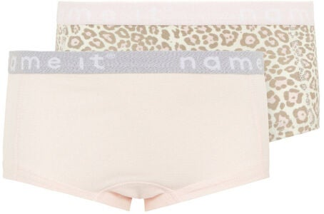 Name it Ani Unterhose 2er-Pack, Barely Pink