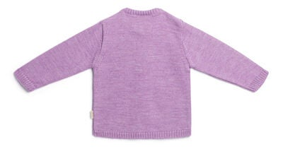 Petite Chérie Atelier Margit Strickpullover, Light Purple/Dusty Purple