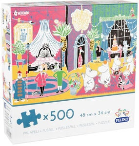 Mumin Puzzle 500 Teile