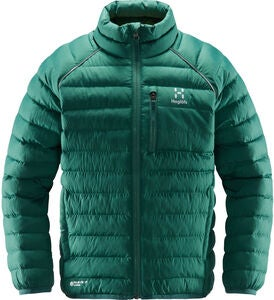 Haglöfs Essens Mimic Jacke, Willow Green