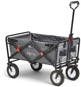 North 13.5 Light Bollerwagen, Ivy Grey