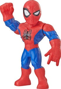 Marvel Super Hero Adventures Mega Mighties Figur Spider Man