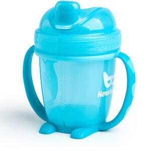 Herobility Sippy Cup 140 ml, Blau