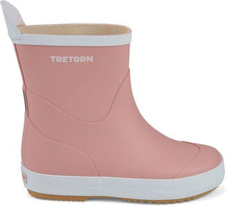Tretorn Wings Gummistiefel, Light Rose