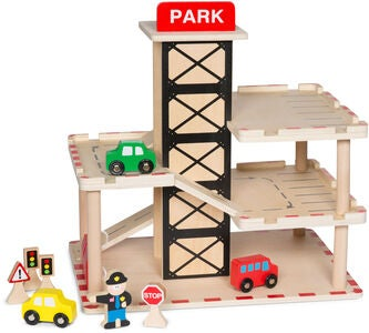 Woodlii Parkgarage Junior