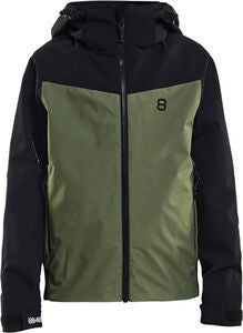 8848 Altitude Bello Jr Jacke, Olive