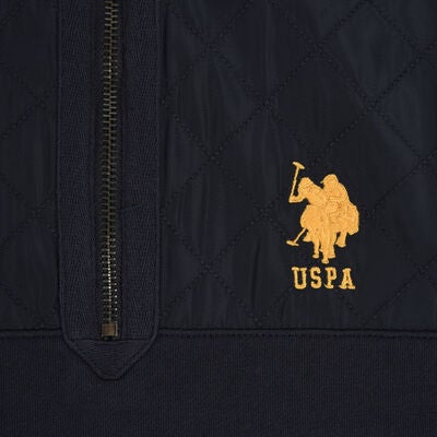 U.S. Polo Assn. Champion Player Pullover, Navy