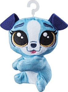 Littlest Pet Shop Kuscheltier Buster Boxington