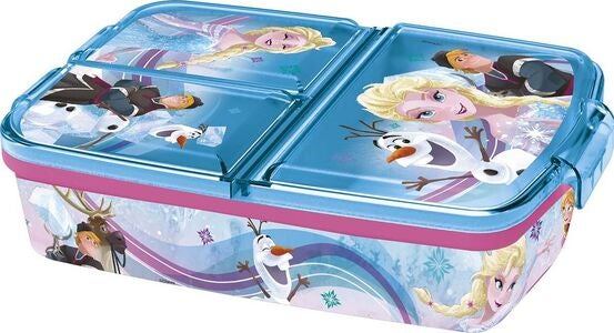 Disney Die Eiskönigin Multi Lunchbox Premium, Blau