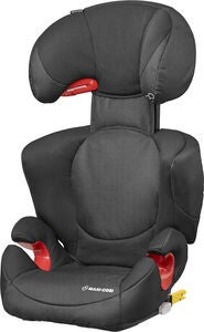 Maxi-Cosi Rodi XP FIX Kindersitz, Night Black (Schwarz)