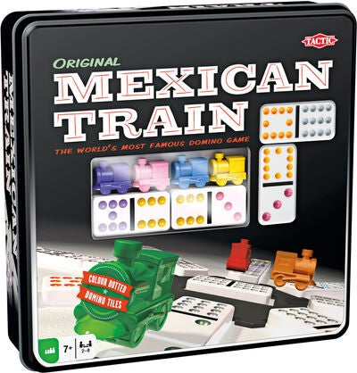Tactic Spiel Mexican Train