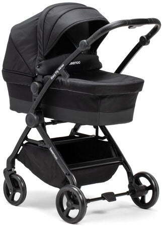 Beemoo Easy Fly Verse Babywanne, Black