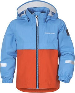 Didriksons Viken Jacke, Breeze Blue