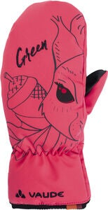 Vaude Kids Small Gloves III Handschuhe, Bright Pink