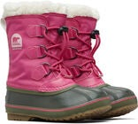Sorel Youth Yoot Pac Stiefel, Pink/Alpine Tundra