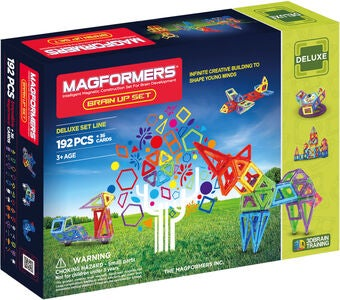 Magformers Bausatz Brain Up Set