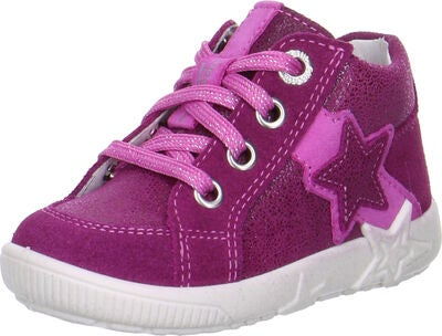 Superfit Starlight Sneaker, Berry