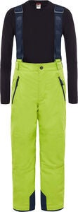 The North Face Snowquest Suspender Plus Hose, Lime Green