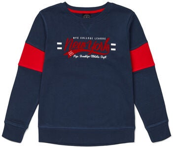 Luca & Lola Vincenzo Pullover, Navy